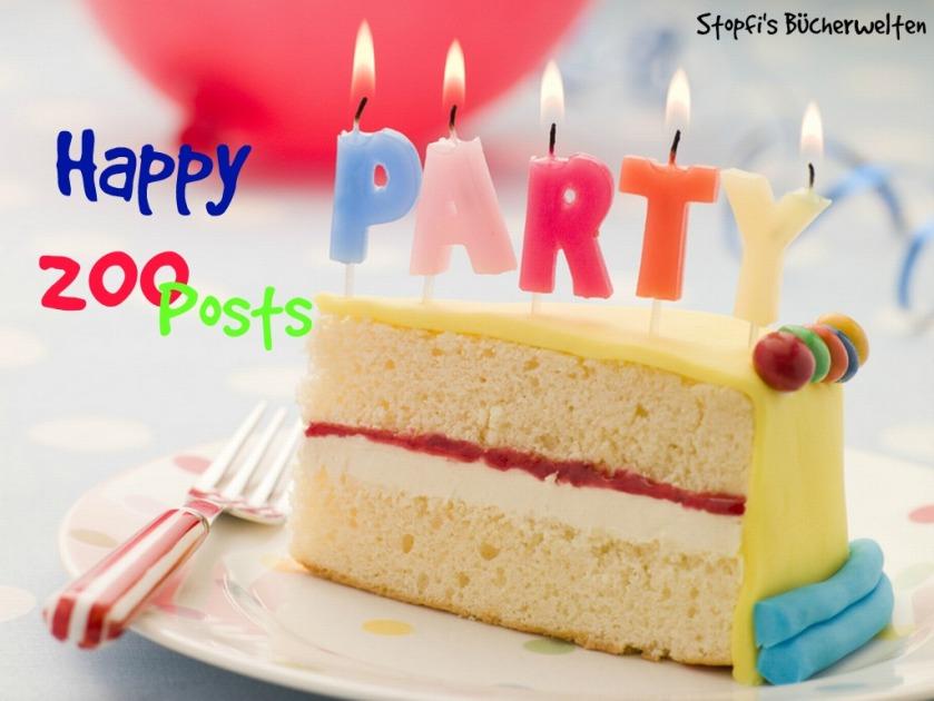 Happy 200 Posts
