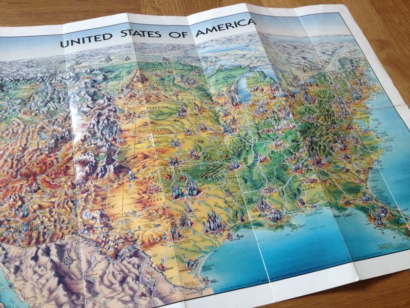 amerika karte 1