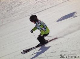 Stopfi beim skifoan