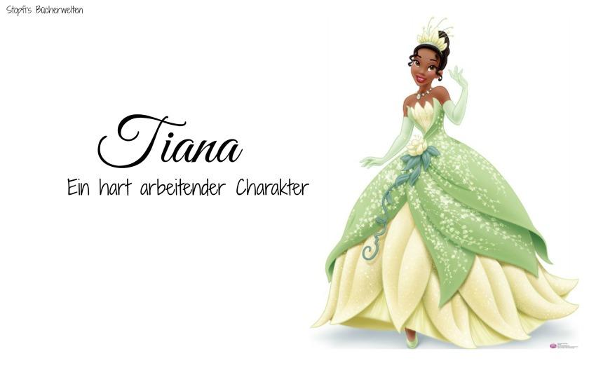 tiana selfmade