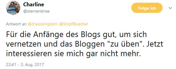 umfrage twitter blogaktionen 4