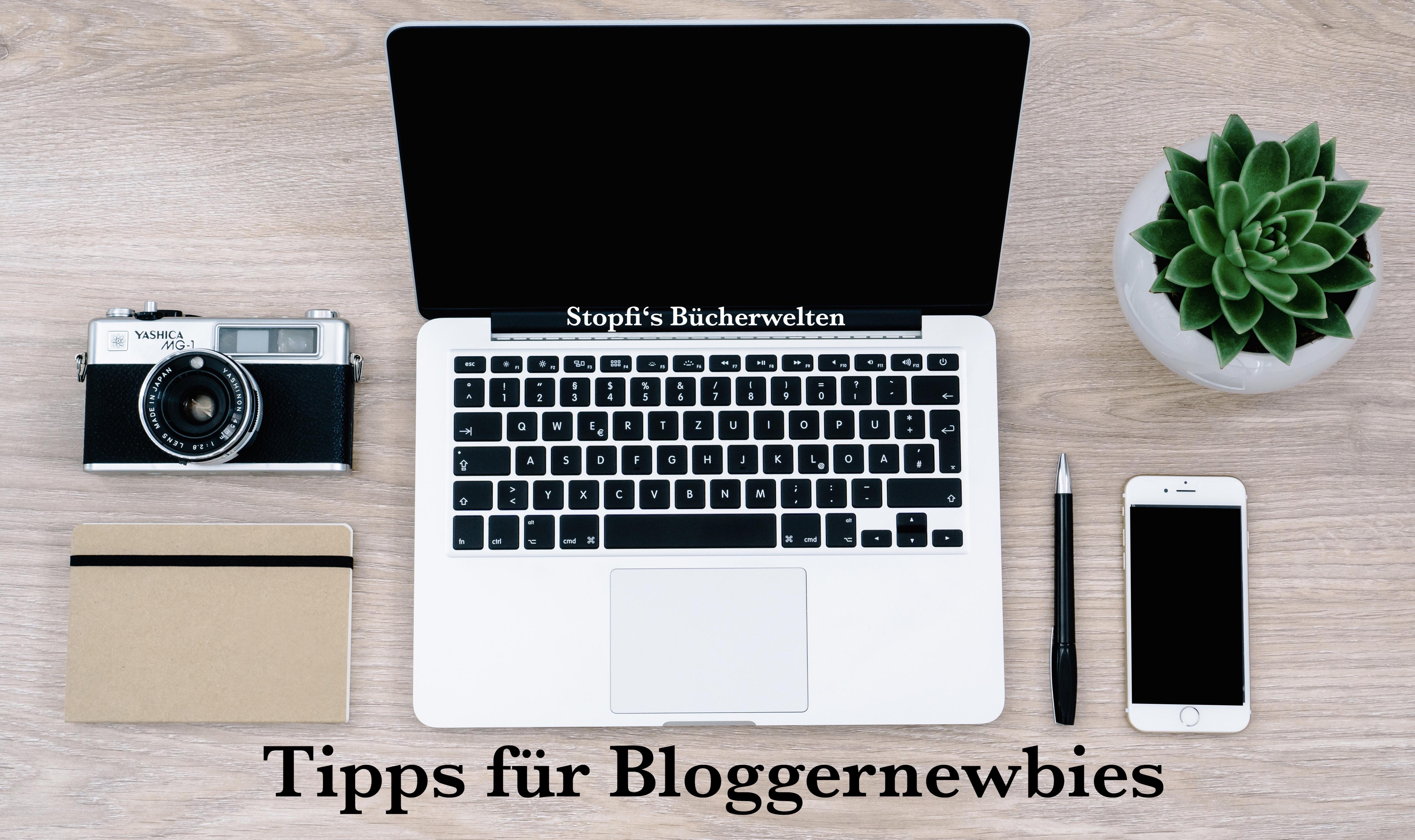 header tipps für bloggerneulinge
