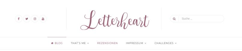 letterheart header