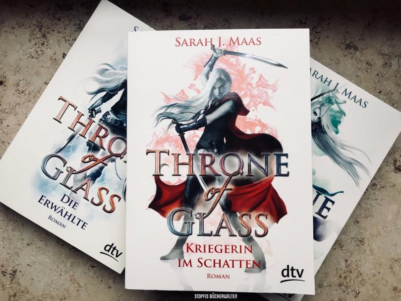 Buchreihen Throne of Glass