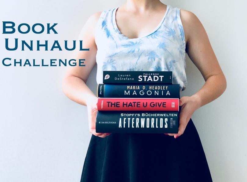 book unhaul challenge 2